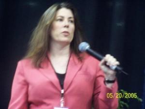 Tammy Bruce. The sane woman in talk radio.