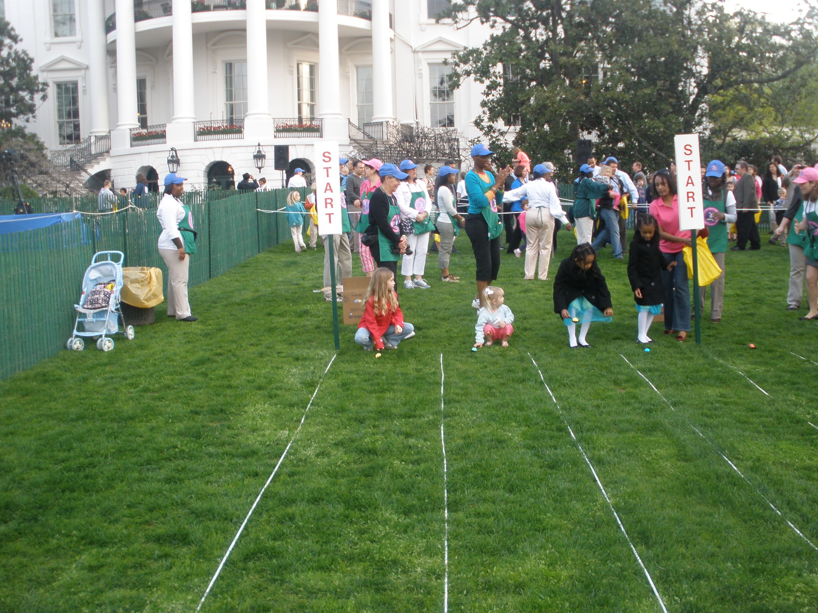 white house easter egg roll | not so sahm