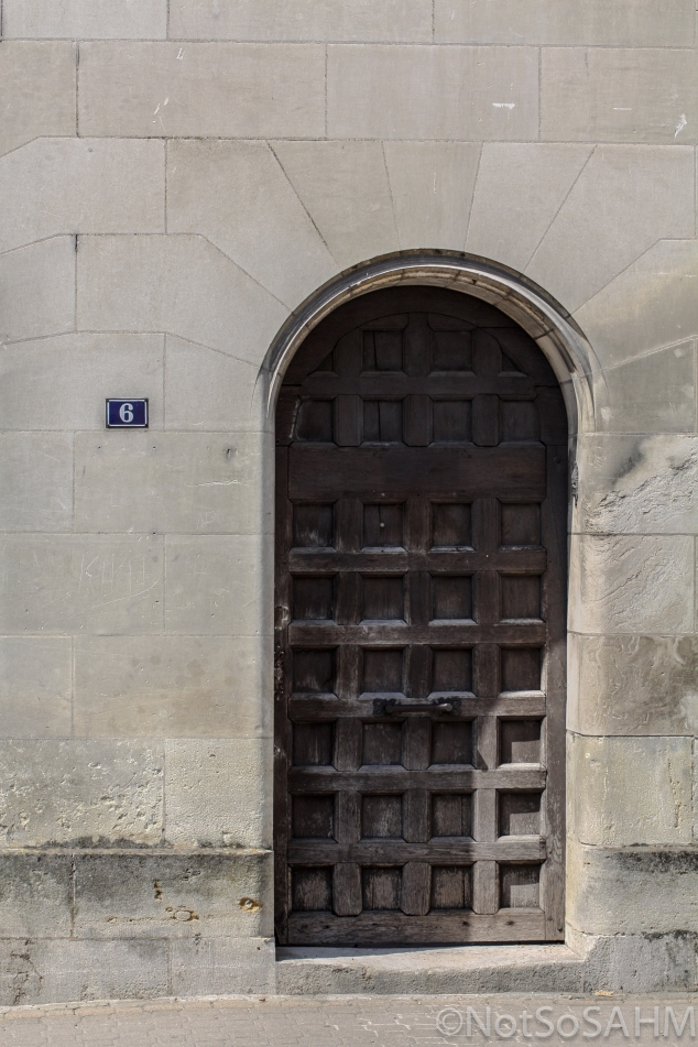 Door Amboise, France Not So SAHM
