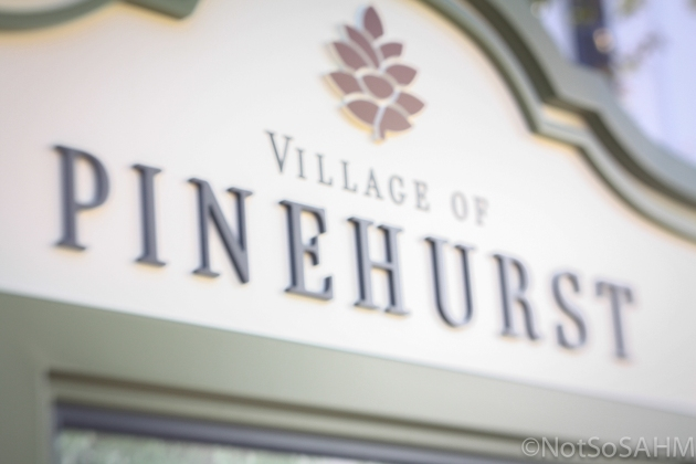 Pinehurst Village Not So SAHM