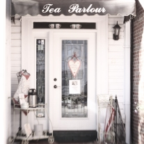 Tea parlour in Pinehurst Not So SAHM