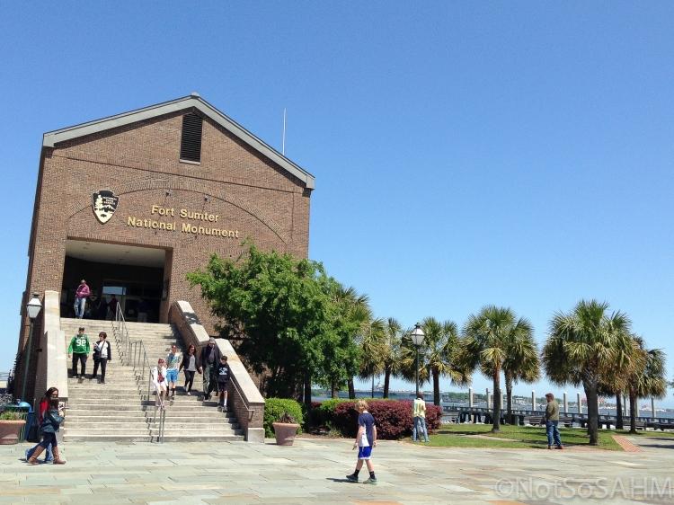 Fort Sumter National Park