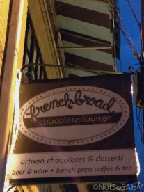 French Broad Chocolate Lounge Asheville