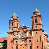 Basilica of St Lawrence - Asheville