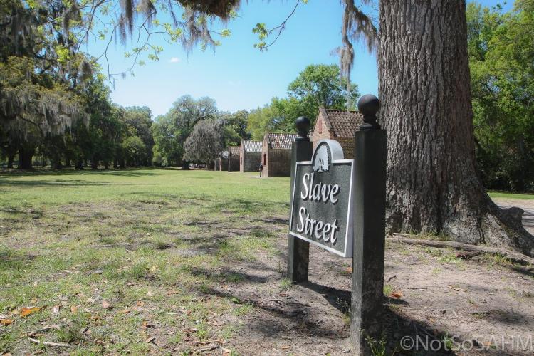 Slave Street - Boone Hall Plantation