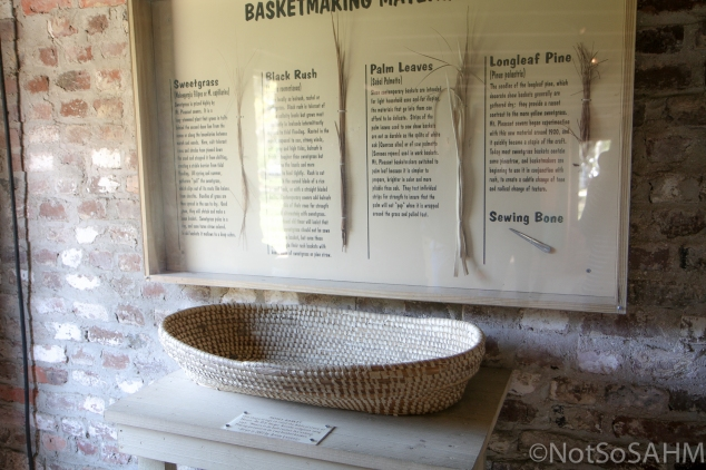 Sweetgrass Moses Basket