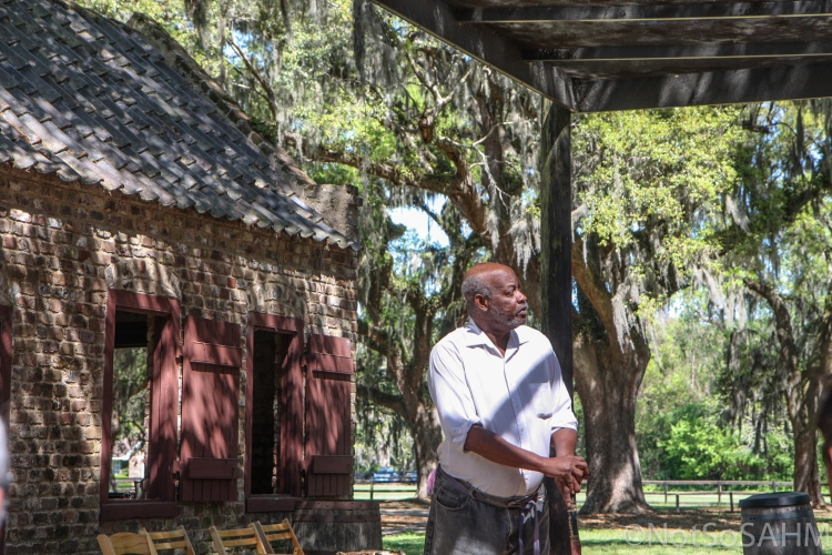 Brother Bob speaks on the Gullah Geechee culture