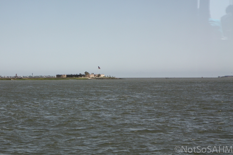 Castle Pinkney - Charleston