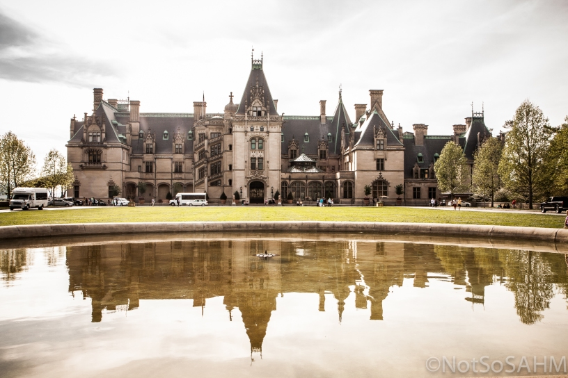 Biltmore in late afternoon