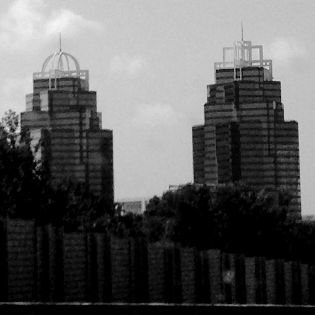 King and Queen buildings in Atlanta