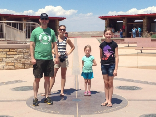 Four Corners family