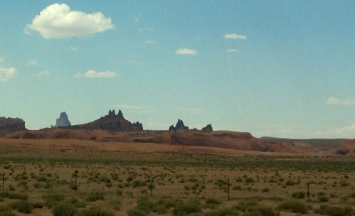 Northern Arizona scenery