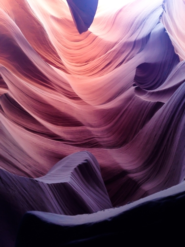 Lower Antelope Canyon Color