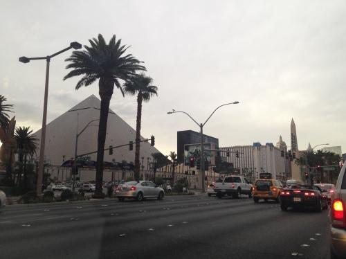 The Luxor Casino