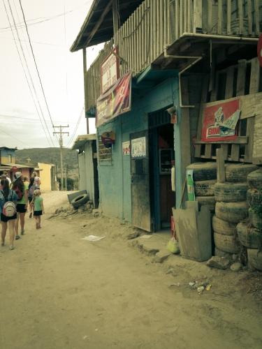 Small tienda in the dump town in Tijuana, Mexico  Not So SAHM