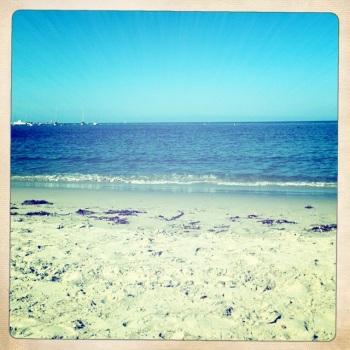 Beach in Monterey Not So SAHM