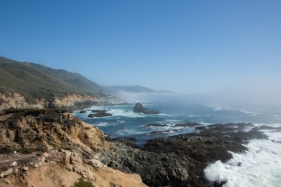 Big Sur Pacific Coast Highway Not So SAHM