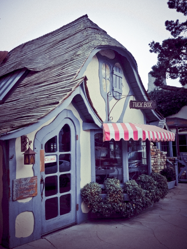 The Tuck Box in Carmel, California Not So SAHM
