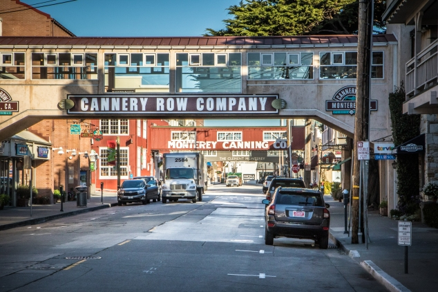 Cannery Row is a famous tourist destination in Monterey California NotSoSAHM