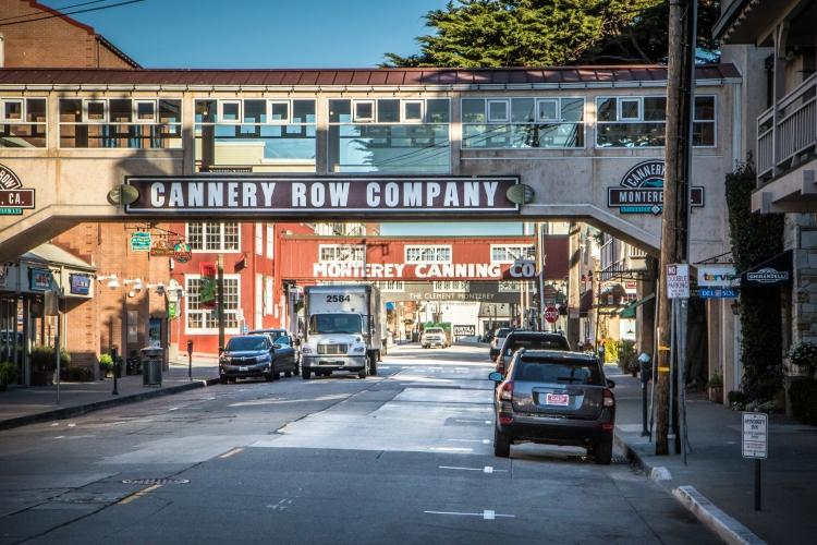 Cannery Row is a famous tourist destination in Monterey California NotSoSAHM