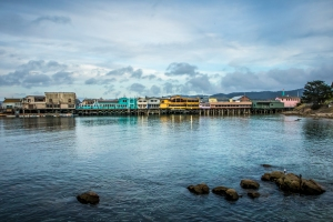The Fisherman's Wharf in Monterey, California NotSoSAHM
