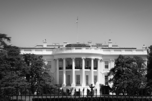 The White House in black and white NotSoSAHM