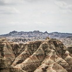 HDR Photography of Badlands in South Dakota Not So SAHM